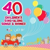 40 Children's Sing-Along Songs & Rhymes To Make Journeys Fun! Songs