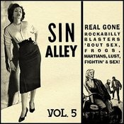 Sin Alley Vol. 5 Songs