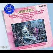 Handel: Jephtha (3-CD Set) Songs