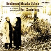 Beethoven: Piano Concerto No. 5/C minor Variations Songs