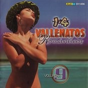 14 Vallenatos Románticos, Vol. 9 Songs