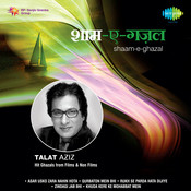 Greatest Hits - Talat Aziz  Vol 2 Songs