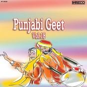 Punjabi Geet Vol 18 Songs