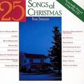 25 Songs of Christmas Songs