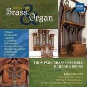 Music For Brass & Organ Songs