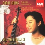 Sarah Chang - Paganini & Saint-Saens Violin Concertos Songs