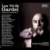 Los 70 De Gardel Vol.2 Songs