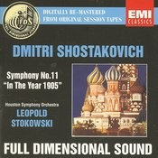 Symphony No.11 in G Minor, 'In The Year 1905' Songs