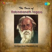 Voice Of Rabindranath Tagore Songs