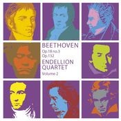 Beethoven : String Quartets Vol.2 Songs