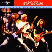 Classic - Status Quo - Universal Masters Collection Songs