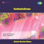 Saubhadra Drama  Songs
