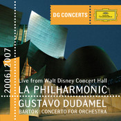 DG Concert - LA1 - Bartók: Concerto for Orchestra Songs
