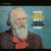 Brahms: Violin Concerto in D, Op. 77 Songs