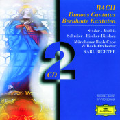 Bach J S Famous Cantatas Songs