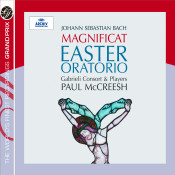 J.S. Bach: Kommt, eilet und laufet (Easter Oratorio), BWV 249 - Version: Paul McCreesh - 6. Recitativo: Hier ist die Gruft (Tenor, Bass, Alto) Song