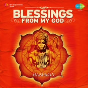 Blessing From My God Hanuman Cd 4 Songs