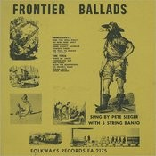 Frontier Ballads Songs