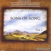 Songs Of Faith - Southern Gospel Legends Series-Sons Of Song Quartet, Vol. 1 Songs