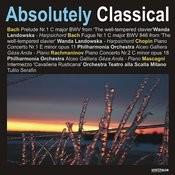 Bach: The Well-Tempered Clavier/Chopin: Piano Concerto No.1/Rachmaninov: Piano Concerto No.2, Et Al. Songs