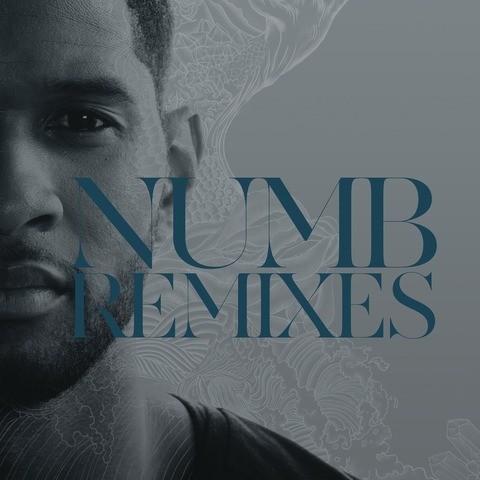 Lyrics of numb by usher