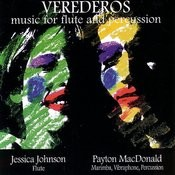 Verederos: Music For Flute And Percussion Songs