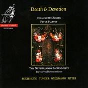 Death & Devotion - Weckman, Tunder, Buxtehude & Ritter Songs