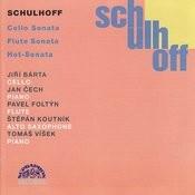 Schulhoff: Cello Sonata/Flute Sonata/Hot-Sonata Songs