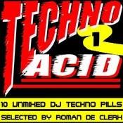 Techno Acid 1 Songs