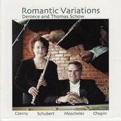Czerny, Schubert, Moscheles, Chopin: Romantic Variations Songs