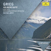 Grieg: Holberg Suite; Lyric Suite Songs