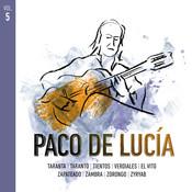 Paco De Lucía Por Estilos (Vol.5) Songs