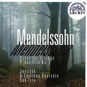 Mendelssohn-Bartholdy: Octet For Strings In E Flat Major, Op. 20, Piano Trio No. 1 Songs