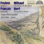 Sextet For Piano And Wind Instruments: Ii. Divertissement Song