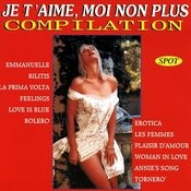 Je T'aime, Moi Non Plus Compilation Songs