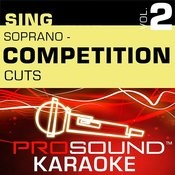 Competition Cuts - Soprano - Combo (Vol. 2) Songs