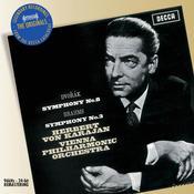 Brahms: Symphony No.3 in F / Dvorak: Symphony No.8 in G Songs