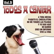 Todos A Cantar Vol. 9 Songs