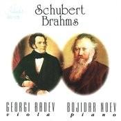 Schubert.Brahms Songs