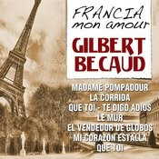 Gilbert Becaud - Francia Mon Amour Songs