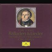 Loewe: Ballads & Lieder (2 Cds) Songs
