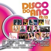 Disco Do Ano 2012-13 Songs