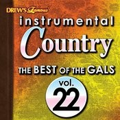 Instrumental Country: The Best Of The Gals, Vol. 22 Songs