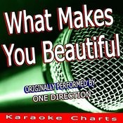 What Makes You Beautiful (Originally Performed By One Direction) [Karaoke Version] Song