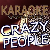 Crazy People (Originally Performed By Sensato, Pitbull & Sak Noel)[Karaoke Version] Song