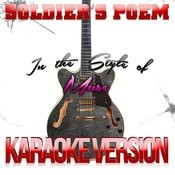 Soldiers Poem (In The Style Of Muse) [Karaoke Version] - Single Songs