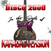 Disco 2000 (In The Style Of Pulp) [Karaoke Version] - Single Songs