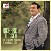 Richard Tucker: The Song and Cantorial Album Collection Songs