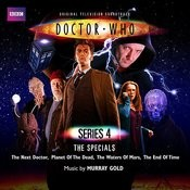 Doctor Who: Series 4-The Specials Songs
