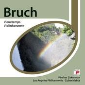 Bruch: Vieuxtemps Violinkonzerte Songs